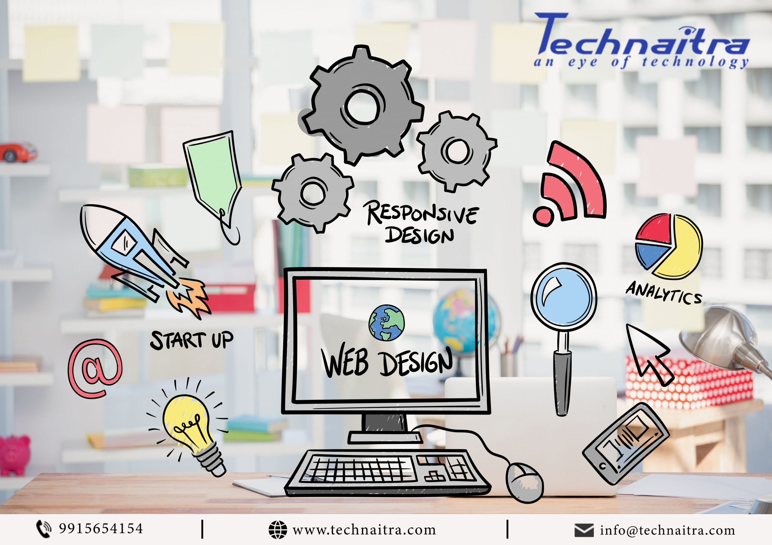 Best Website Designing  and  Development Company in Mohali